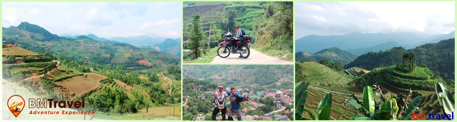 Vietnam motorbike tours via northern loop trail - 10 days, Day 4