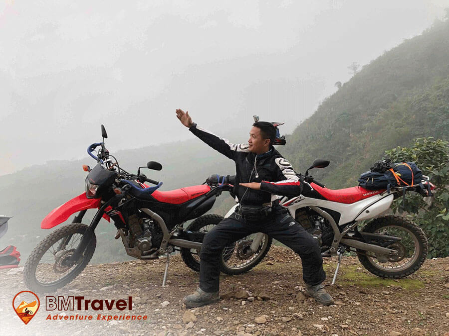 Northern Vietnam motorbike trip  in 7 Days with amazing Vietnam off road motorcycle tour from Mai Chau to Phu Yen