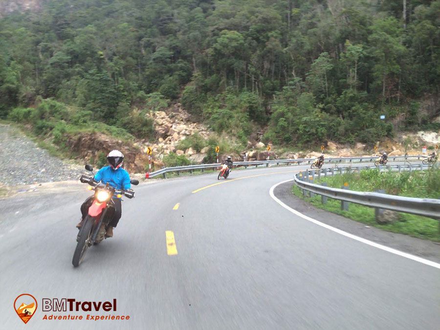 Central Vietnam Motorbike Tours from Da Lat to Bao Loc