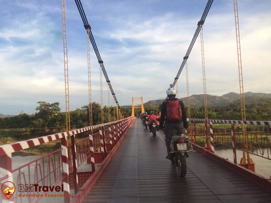 Central Vietnam Motorbike Tours - 11 days in Kon Tum