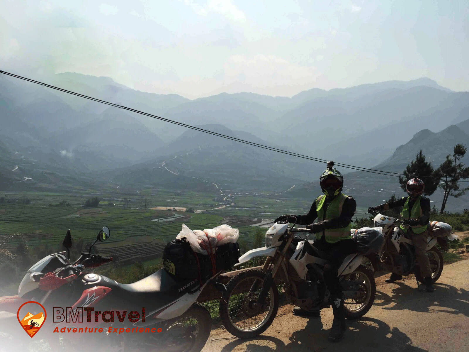 Northwest-vietnam-motorbike-tours-6-day-day-1