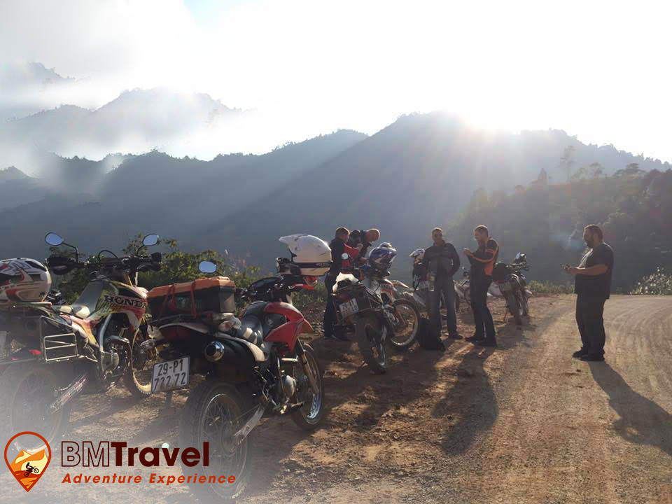 day 3 in north vietnam motorbike tours