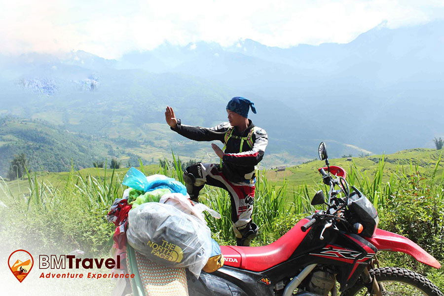 north vietnam motorbike tours day 4