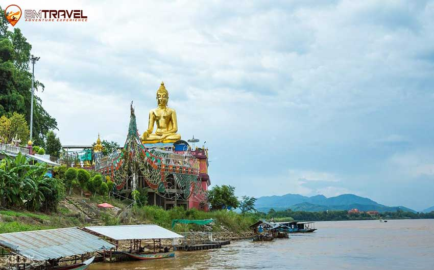 day 3: houai say to golden triangle and muong meung