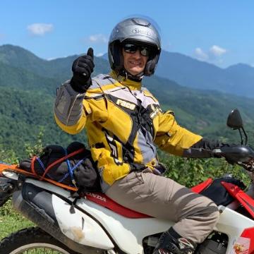 Jsheehan in Off-road Vietnam Motorbike tours