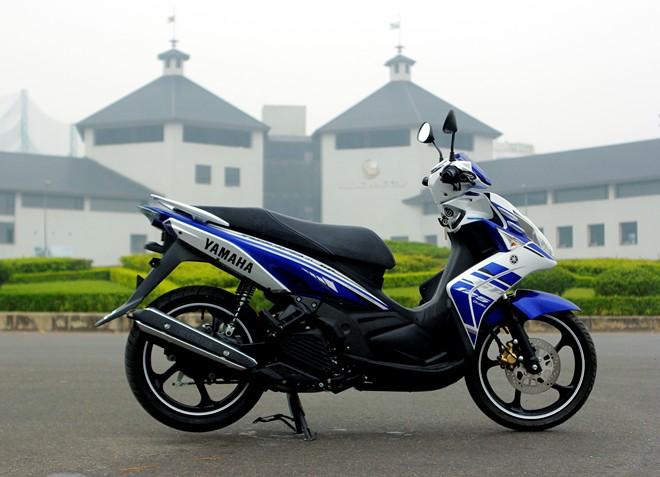 Nouvo Yamaha 125