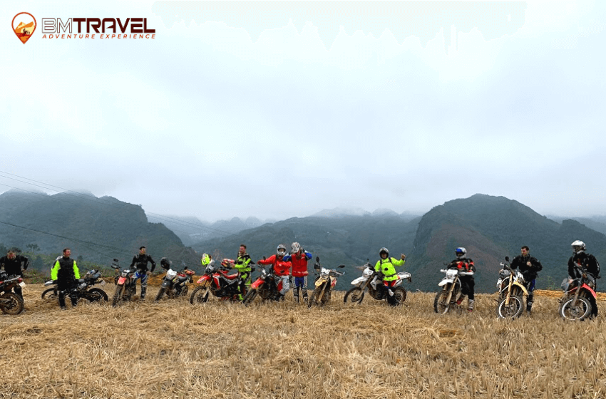 The last day of the tour is interesting with many regrets in Off - Road Motorbike Tours Around Central Vietnam and Ho Chi Minh trail- 8 days
