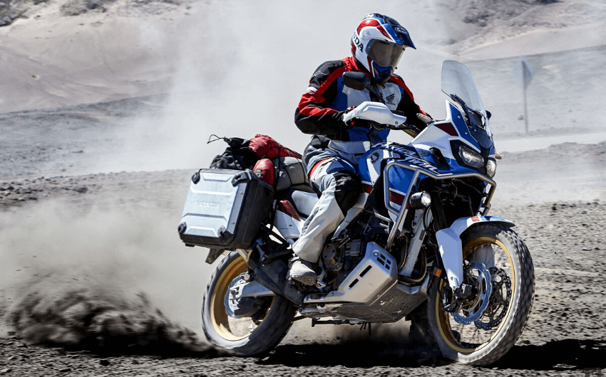 HONDA ADVENTURE BIKE AFRICA TWIN