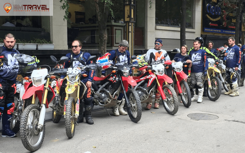large-displacement motorcycles in Vietnam