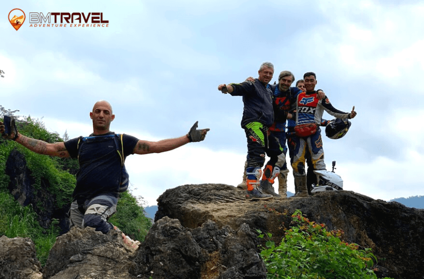 Experience a cave world in Ha Giang Motorbike Tours in North Vietnam