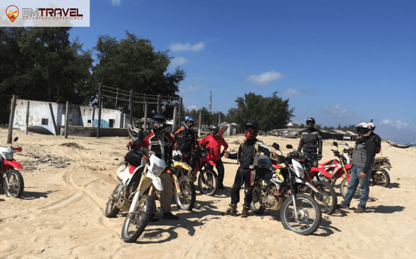 Central Vietnam Motorcycle Tour from Hoi An to Hue - 4 Days