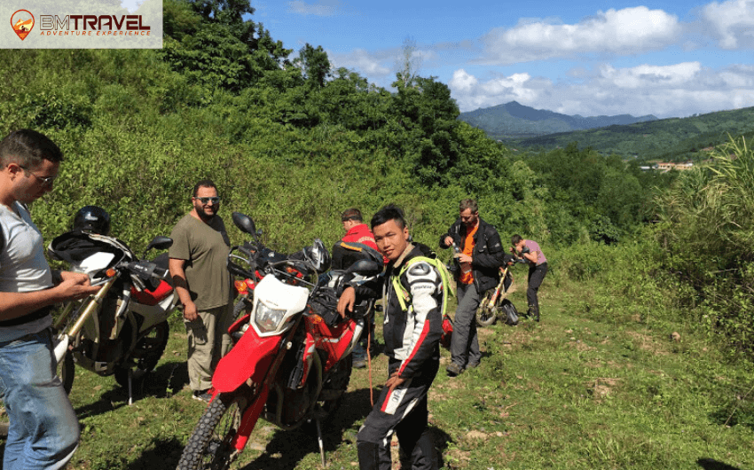 Central Vietnam Motorcycle Tour on Ho Chi Minh Trail - 8 Days