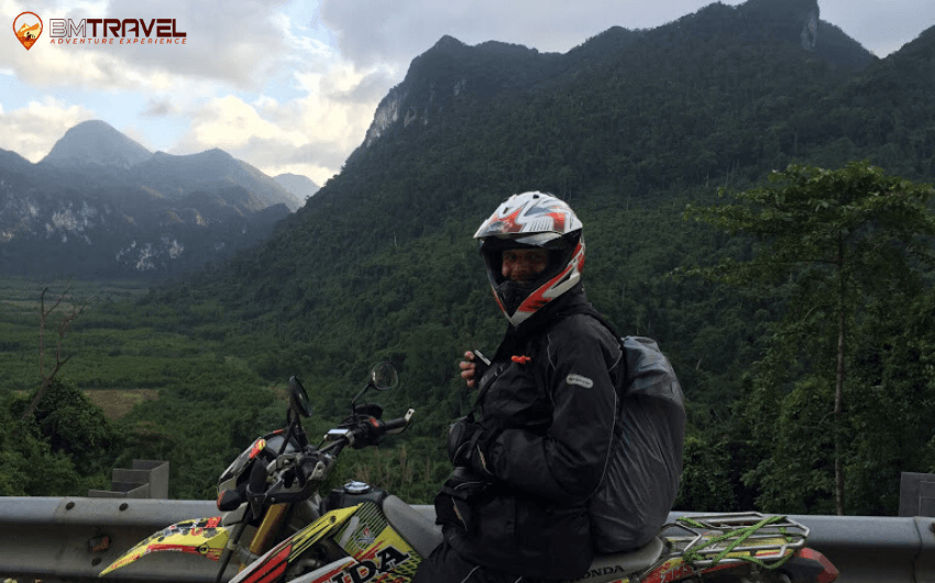 Pho Chau - Da Deo Pass - Phong Nha Ke Bang - a great Central Vietnam route
