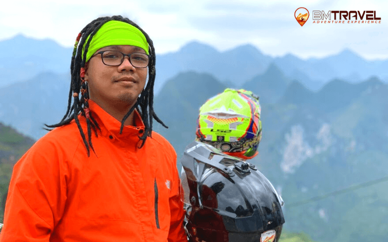 Tran Tuan Anh - Local Tour Guide for your Vietnam Motorbike Tour