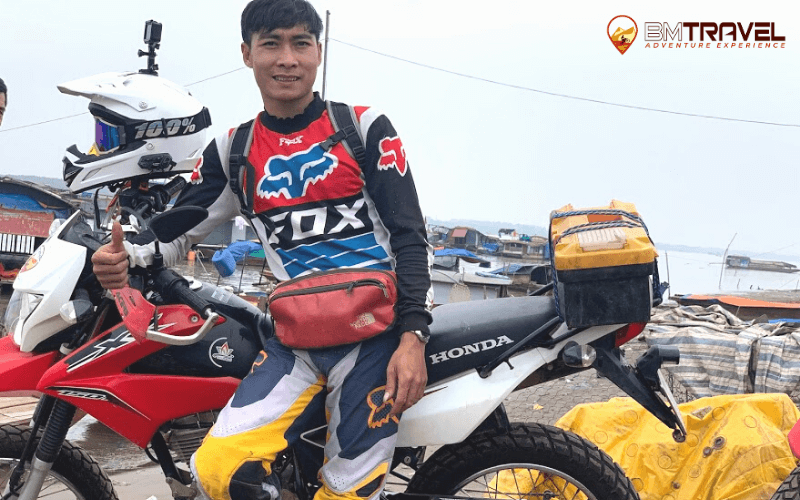Vo Trong Que - Local tour guide for your Vietnam motorbike tours