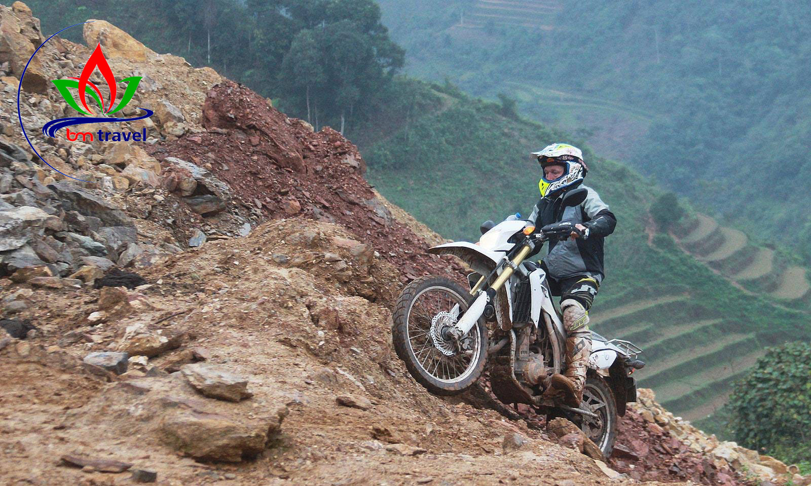 Vietnam Off-road Motorbike Tours: The way to have a Paradise Trip in Vietnam 1