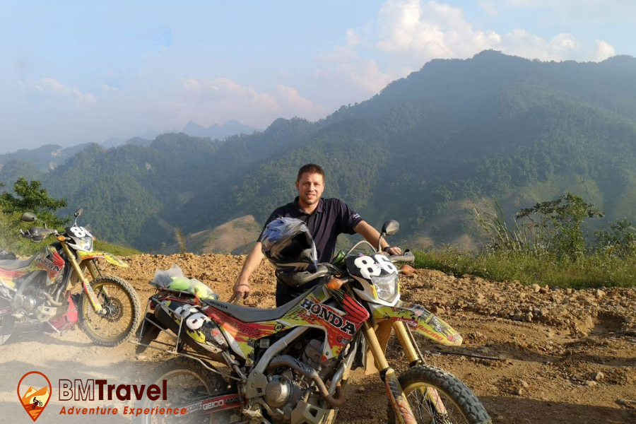 Evaluation experience Northwest Vietnam Motorcycle Tours To Off road Sapa - days to Sapa