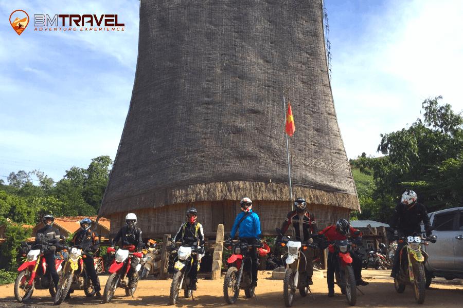 Off-road vietnam motorbike tours