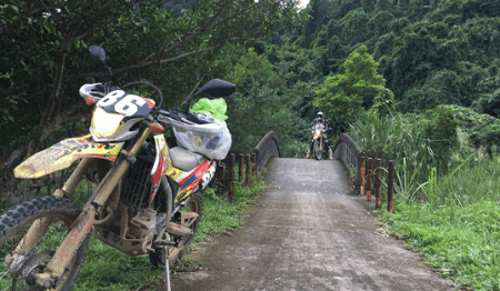 Vietnam Motorcycle Trip from Hanoi to Ninh Binh - 1 day