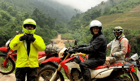 Northwest Vietnam Motorbike Tour from Hanoi to Thac Ba Lake - 4 days