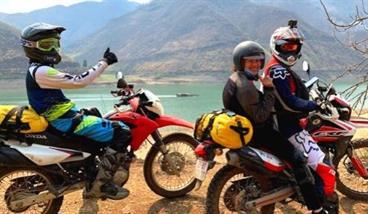 North Vietnam Motorbike Tour from Hanoi to Thac Ba Lake - 12 days