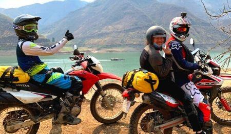 North Vietnam Motorbike Tour from Hanoi to Thac Ba Lake - 12 days