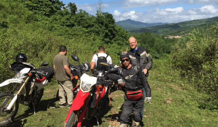 Ho Chi Minh Trail Motorcycle Tour from Hanoi to Saigon - 15 days