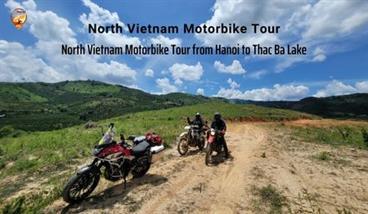 North Vietnam Motorbike Tour from Hanoi to Thac Ba Lake - 11 days