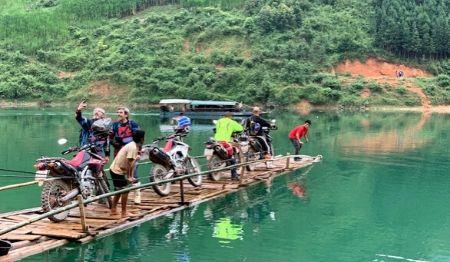 North Vietnam Motorbike Tour from Hanoi to Thac Ba Lake - 11 days