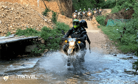 North Vietnam Motorbike Tour from Hanoi to Moc Chau - 8 days