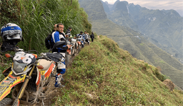 Northwest Vietnam Motorbike Tour from Hanoi to Ba Be - 9 days