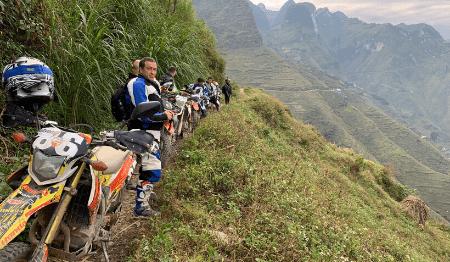 Northwest Vietnam Motorbike Tour from Hanoi to Ba Be - 9 days