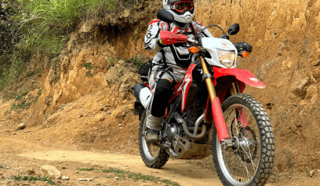 Northwest Vietnam Motorbike Tour from Hanoi to Nghia Lo - 5 days