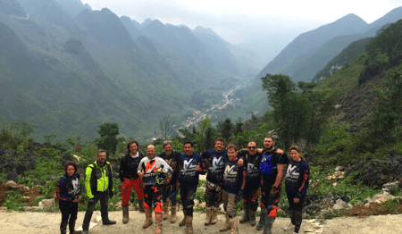 Off-road Vietnam Dirt Bike Tour from Hanoi to Vu Linh - 7 days
