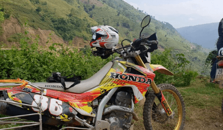 Ho Chi Minh Trail Motorcycle Tour from Hanoi to Ninh Binh - 2 days