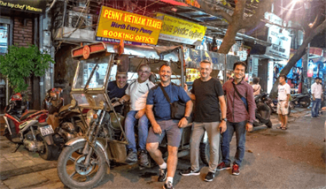 Vietnam Motorcycle Tour around Hanoi - 1 day