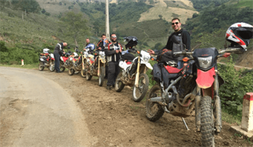 Ho Chi Minh Trail Motorcycle Tour from Hanoi to Mai Chau - 3 days