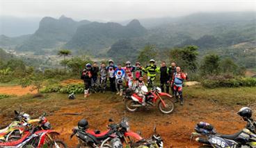 Northeast Vietnam Motorbike Tour from Hanoi to Lang Son - 5 days