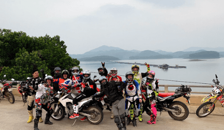 Northwest Vietnam Motorbike Tour from Hanoi to Mai Chau - 6 days