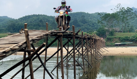 Northeast Vietnam Motorbike Tour from Hanoi to Sapa - 6 days