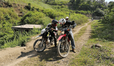 Ho Chi Minh Trail Motorcycle Tour from Hanoi to Hoi An - 7 days