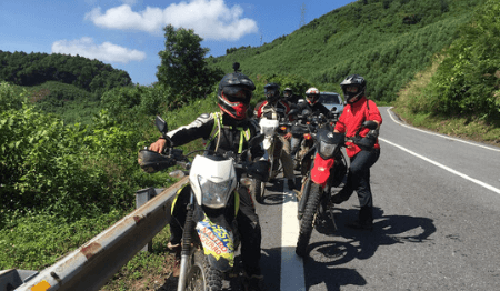 Ho Chi Minh Trail Motorcycle Tour from Hanoi to Saigon - 16 days
