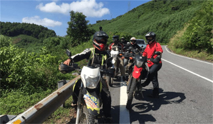 Vietnam Motorcycle Tours Full Ho Chi Minh Trail Motorbike Ride 16 Days
