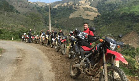 Ho Chi Minh Motorcycle Tour from Hanoi to Da Nang - 10 days