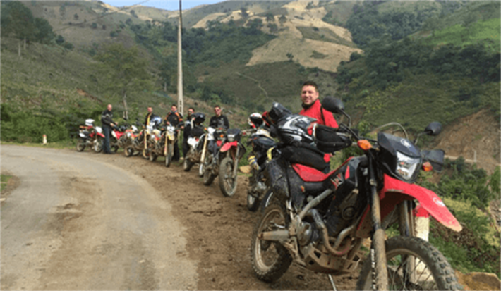 INTERESTING VIETNAM MOTORCYCLE TOURS 10 DAY HO CHI MINH TRAIL