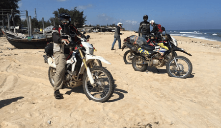 Ho Chi Minh Trail Motorcycle Tour from Hanoi to Saigon via Quy Nhon - 12 days