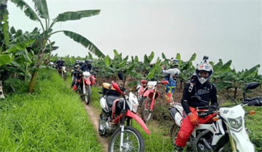 Northwest Vietnam Motorbike Tour from Hanoi to Vu Linh via Than Uyen - 7 Days