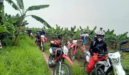 Northwest Vietnam Motorbike Tour from Hanoi to Vu Linh via Than Uyen - 7 Days