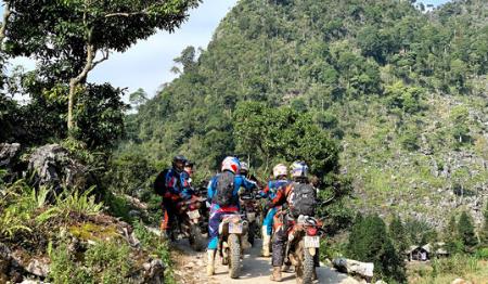 Northeast Vietnam Motorbike Tour From from Hanoi To Halong Bay - 9 days