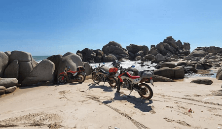 Central Vietnam Motorcycle Tour from Hoi An to Saigon - 11 days